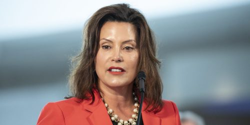Whitmer's Unemployment Program Incentivizing People Not to Work Struck Down by The State House