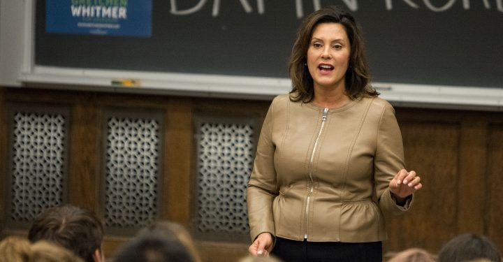 Governor Gretchen Whitmer Admits to Cutting 'Critical Services'