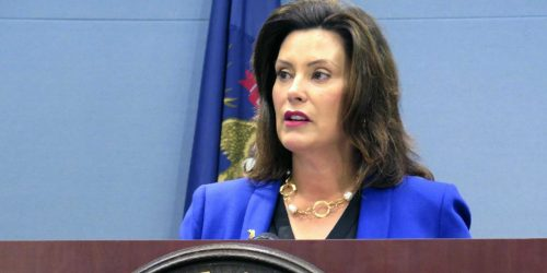 Prosecutor Says Criminal Charges Possible Against Governor Whitmer Over Nursing Home Deaths