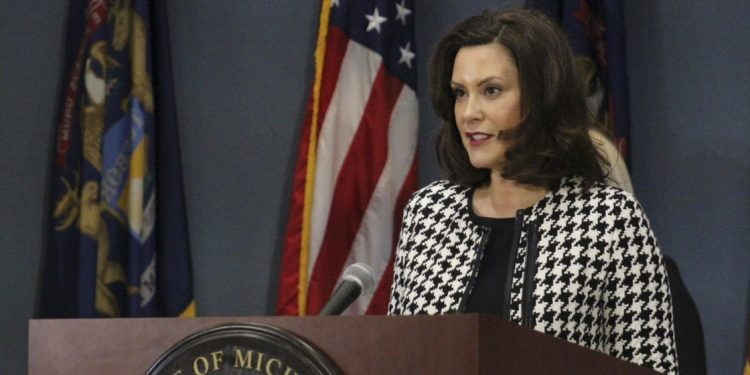 Whitmer Desperate To Keep Executive Powers, Vetoes $1.5 Billion For COVID Relief