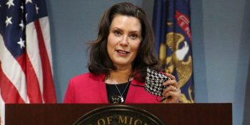 Whitmer Falsely Claims Michigan Never Had Travel Restrictions As Reports Surface That Democrats Are Growing Frustrated With The Governor