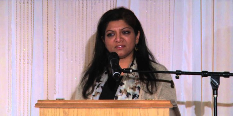 VIDEO: Michigan State Rep. Padma Kuppa Doesn't Trust Her District